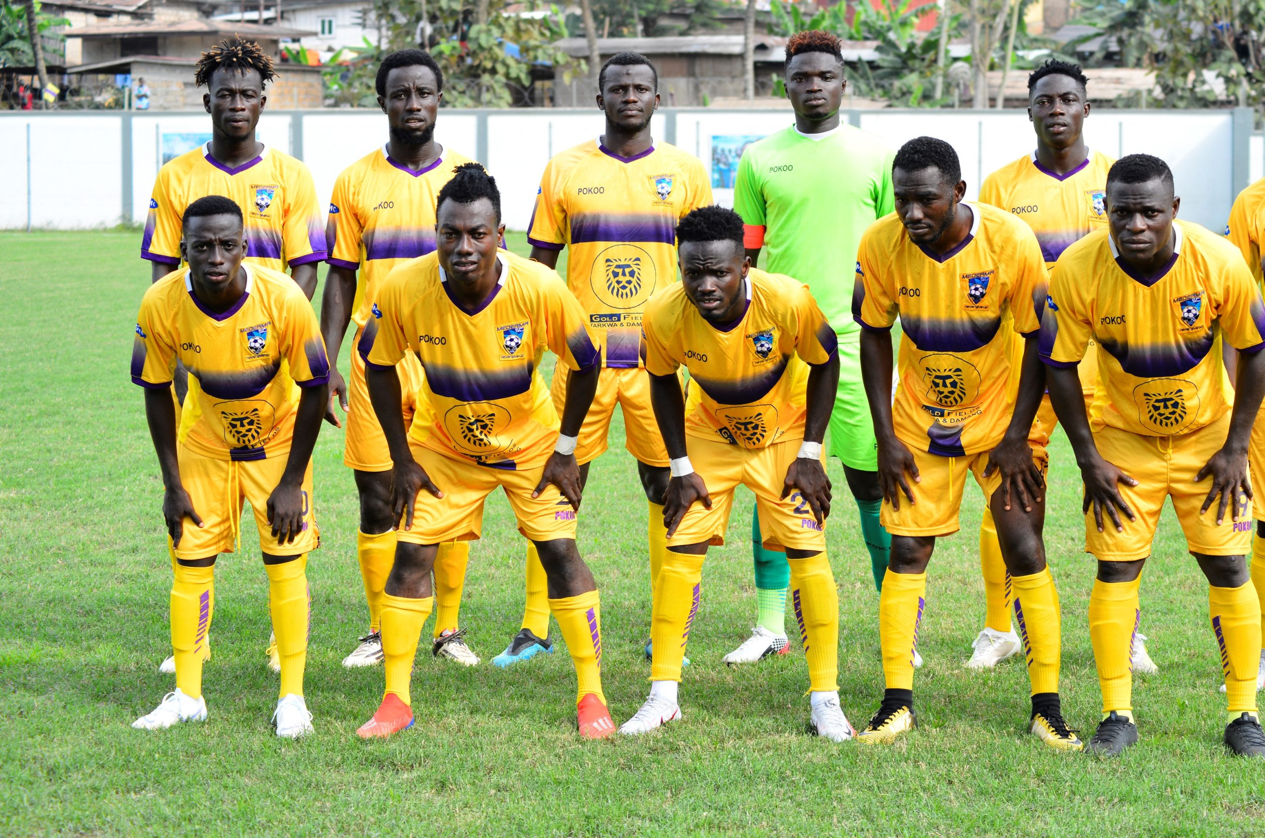We will beat any club at home – Medeama's Richard Boadu